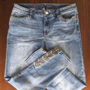 White House Black Market Jeans - White House Black Market Skimmer Jean